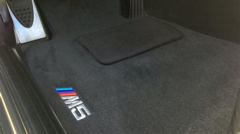 BMW E39 M5 Floor Mats   YouTube
