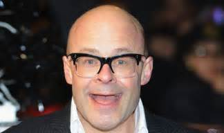 Harry hill admits he loves over eating and loumging in the sun on