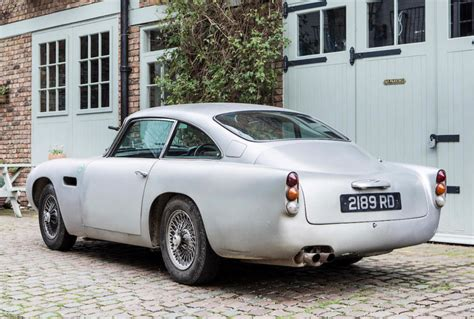 aston martin db5 bond original 1964 aston martin db5 on auction at bonhams