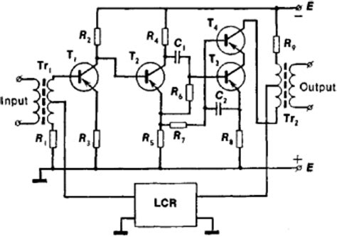 transistor lifier with output transformer high power lifier article about high power lifier by the free dictionary