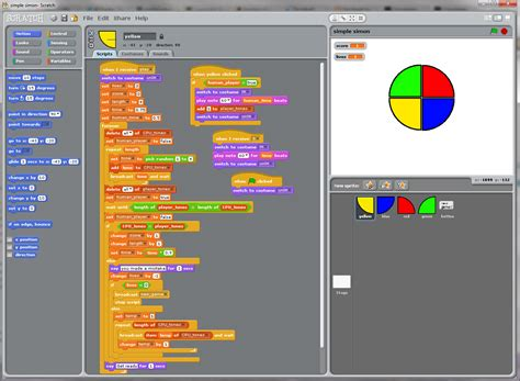 on scratch ideas to make on scratch ysfile