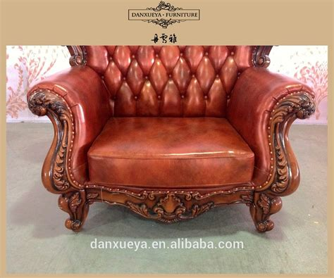 antique red sofa antique red leather sofa hereo sofa