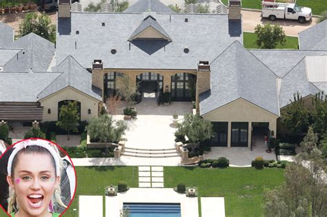 Renovate by Celeb Digs Miley Cyrus Moving Into Kim And Kanye S