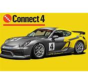 Connect 4 Clubsport Porsches CAR  January 2016 By