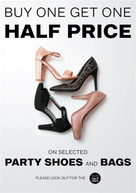 Buy One Get One Half Price But Be by Buy One Get One Half Price Golden Square Warrington