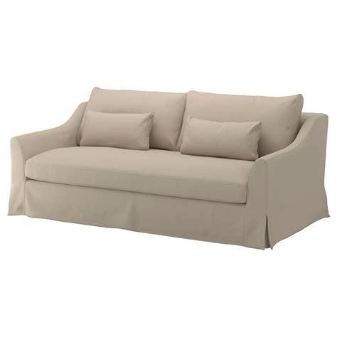 ikea fabric sofas f 196 rl 214 v 3 seat sofa flodafors beige ikea