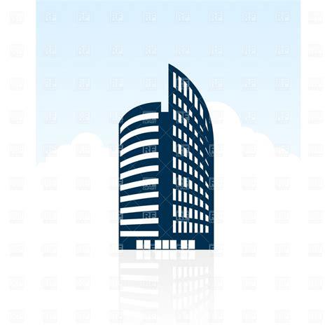 royalty free building contractor clip art vector images modern building silhouette royalty free vector clip art
