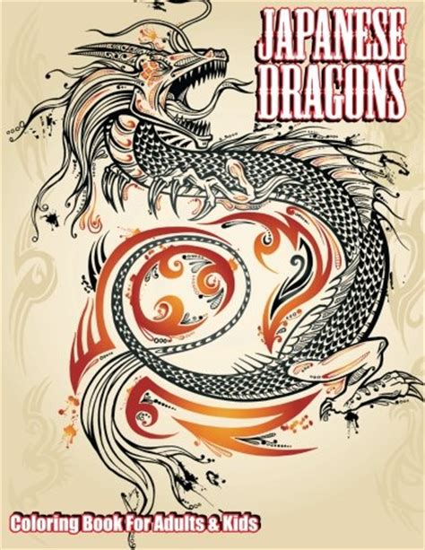 coloring book for adults ebay japanese dragons coloring book for adults