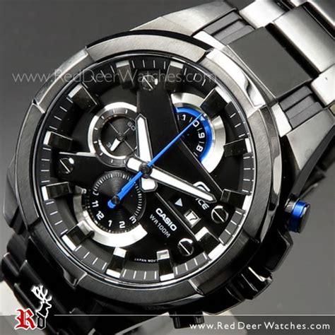 Casio Edifice Efr 540 Silver Black buy casio edifice chronograph 100m all black sport efr 540bk 1a efr540bk buy watches