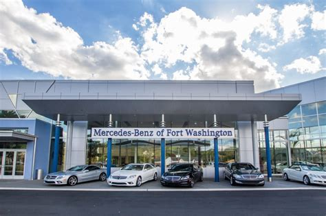 Car Dealerships Port St Fl by Mercedes Of Fort Washington 11 Photos Car Dealers