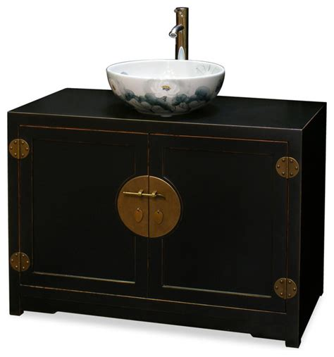 japanese bathroom vanity elmwood ming style vanity cabinet asian bathroom