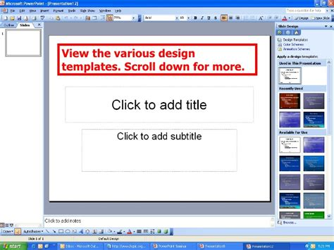 apply design template powerpoint 2010 apply design template powerpoint 2010 choice image