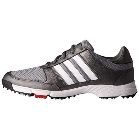 adidas tech response golf shoes iron white 2017 carl s golfland