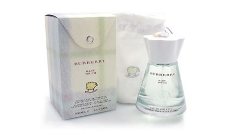 Jual Parfum Burberry Baby Touch burberry baby touch eau de toilette spray groupon