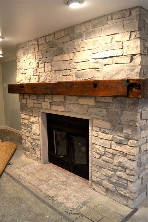 barn beam for fireplace mantle doing this with the