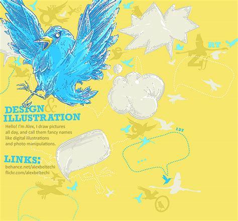 tutorial illustrator bird 20 photoshop and illustrator twitter bird tutorials