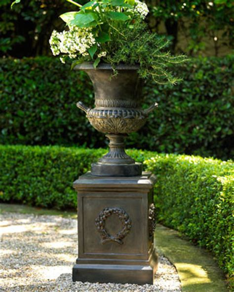Traditional Planters by Classic Urn Planter Traditional Indoor Pots And