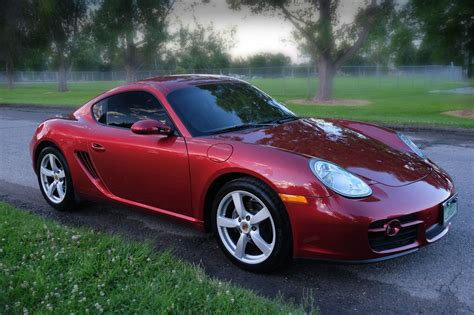 Cayman Porsche For Sale by 2008 Porsche Cayman For Sale