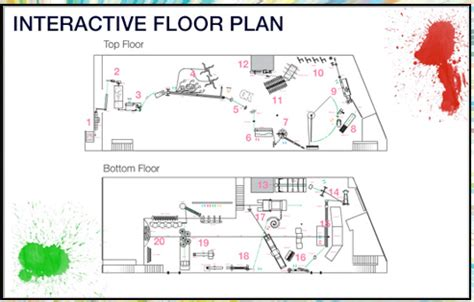 create interactive floor plan ok go rube goldberg machine interactive floor plan make