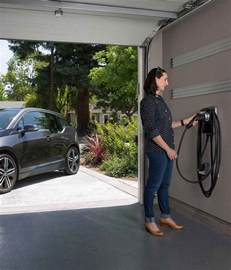 Electric Car Home Charging Chargepoint Home 25 749 00 Smart Charge America