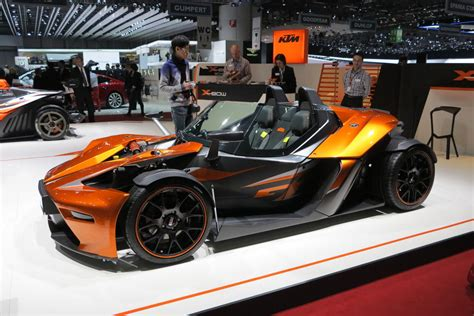 Ktm Auto Motor by Ktm X Bow Gt Unveiled At 2013 Geneva Motor Show