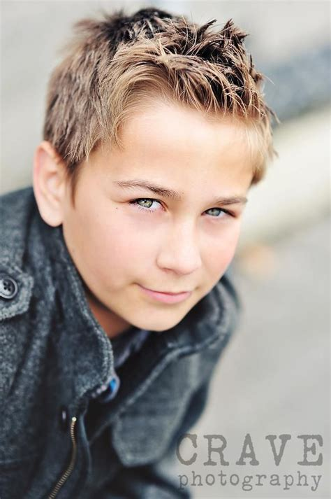 10 yr old boys hairstyles great pose for young boy kids photos pinterest