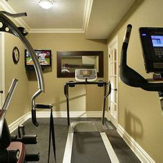 Cardio Equipment For Small Spaces - exercise rooms on pinterest exercise rooms home gyms and workout rooms