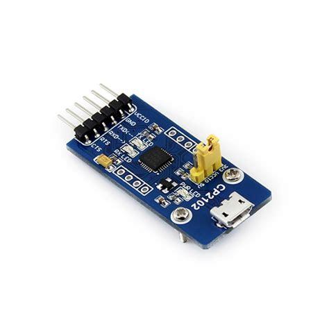 Usb Micro Uart Repaird cp2102 usb to uart module usb micro connector