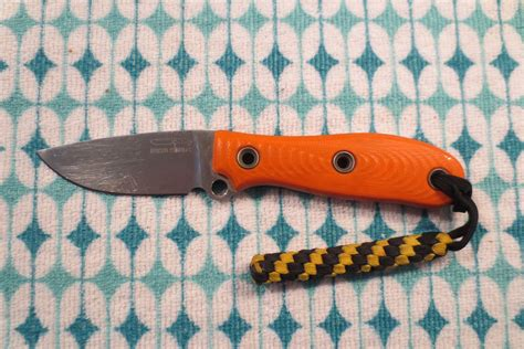 toughest knife carrying the toughest knife in the world the busse