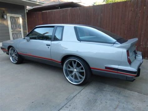 1986 pontiac 2 2 for sale sell used 1986 pontiac grand prix 2 2 not charger