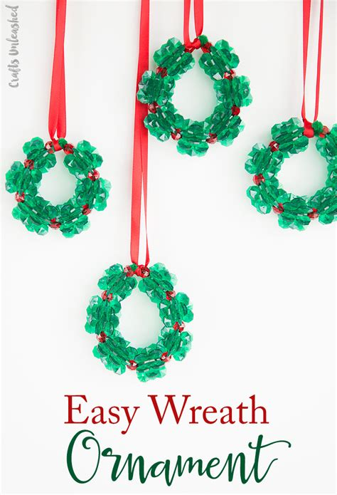 google amazing christmas crafts simple crafts for beaded ornament wreaths consumer crafts us216