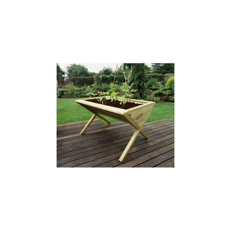 Vegtable Planters by Timber Vegetable Planter Instaplanta