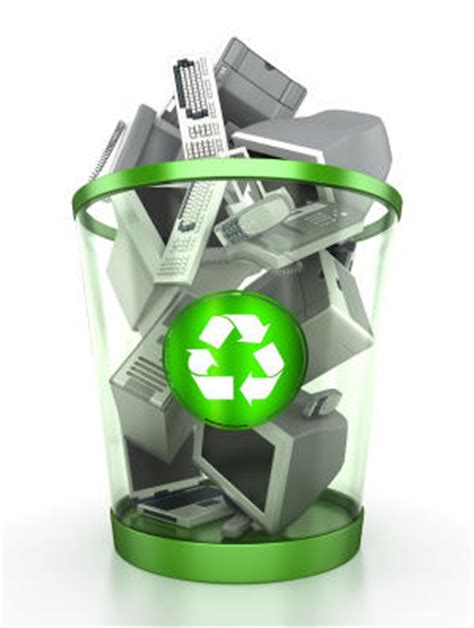 electronic recycling  rise  streamlined  waste