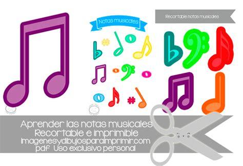 imagenes notas musicales de colores notas musicales de colores clipart best