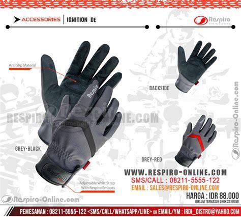 Sarung Tangan Motor Respiro sarung tangan motor respiro ignition best seller respiro