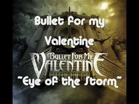 bullet for my eye of the bullet for my eye of the with lyrics