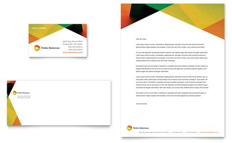 visiting card template word relations company business card letterhead