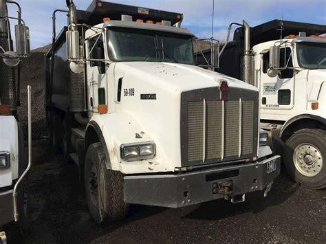 kenworth t800 truck 2007 kenworth t800 dump truck for sale montgomery al