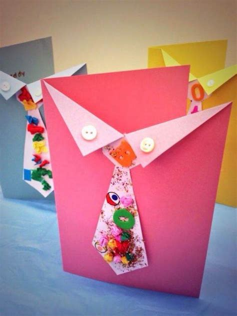 Handmade Fathers Day Card Ideas - fathers day card ideas family net guide