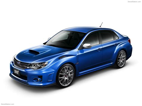 subaru impreza wrx sti s206 2012 car picture 01 of