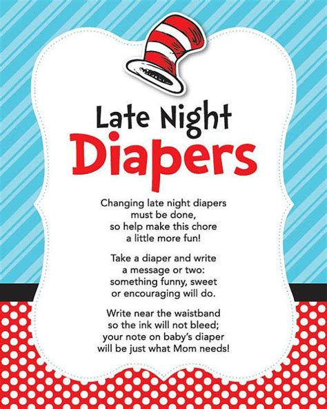 Dr Seuss Baby Shower Poems by Best 25 Baby Showers Ideas On Baby