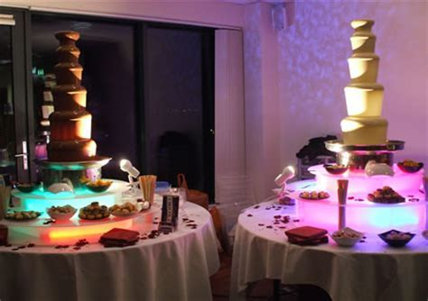 Chocolate Fountain Houston   My Houston Quinceanera