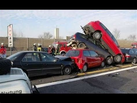 terrifying car crashes crashes new top most scary rage car crashes 2013 compilation hd