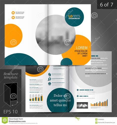 design elements for brochure brochure template design stock vector image 54392853