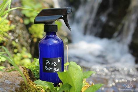 diy insect spray bug spray