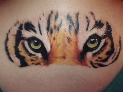 Tattoo Eye Of The Tiger | tiger eyes tattoo picture at checkoutmyink com