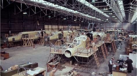 Production Shed by Bac Tsr 2 Bae Systems United Kingdom