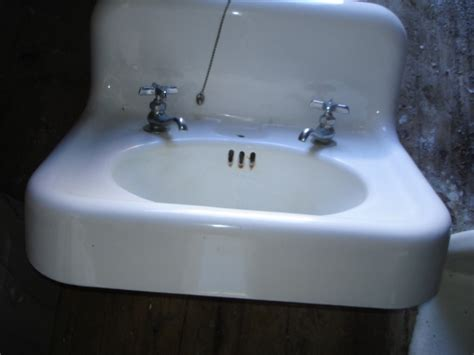 vintage cast iron porcelain sink vintage porcelain cast iron wall mount sink