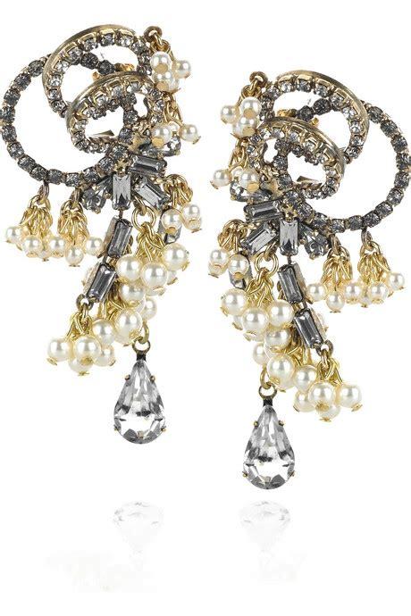 erickson beamon trendy earrings 171 jewelry trends