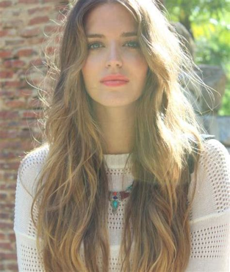 summer hairstyles long curly hair 16 stylish long wavy hairstyles for summer crazyforus